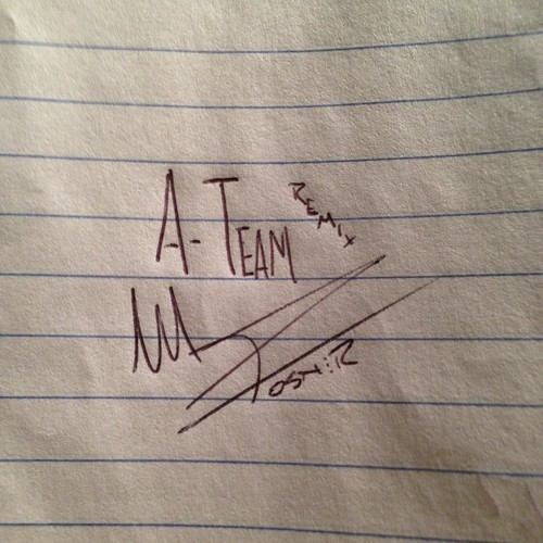 the a team remix